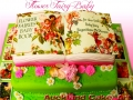 FAIRY BOOK BABY SHOWER