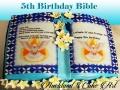 5TH BIRTHDAY BIBLE