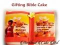 GIFTING BIBLE CAKE
