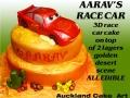 AARAVS RACECAR DESERT
