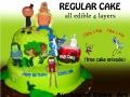 FREE CAKE! REGULAR SHOW