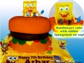 SPONGEBOB HAMBURGER