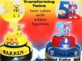 TRANSFORMING TWINS