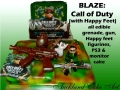 BLAZE CALL OF DUTY