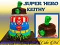 SUPER HERO KEITHY
