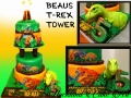 BEAUS T REX TOWER