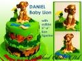 DANIEL BABY LION