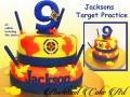 JACKSONS TARGET PRACTICE