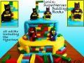 LENIX SUPERHEROES BLOCKS