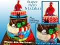 SUPER HERO MALAKAI