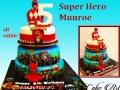 SUPER HERO MUNROE