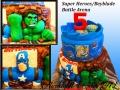 SUPER HEROES BATTLE ARENA