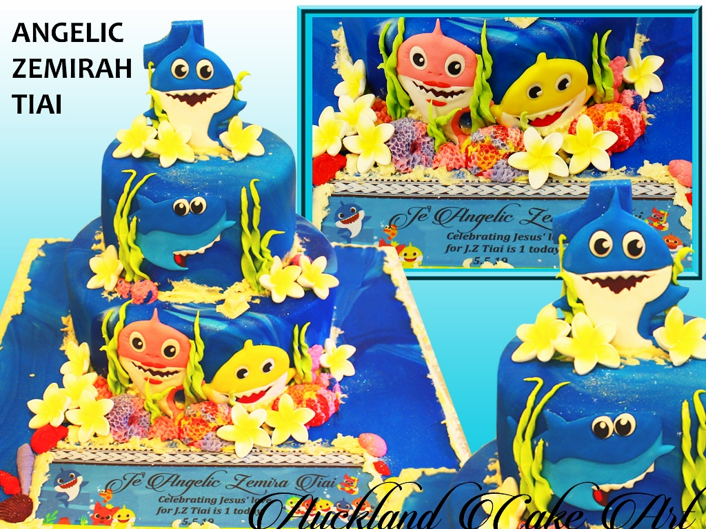 Birthday Cakes Baby Boys Age 1 2yrs Auckland Cake Art