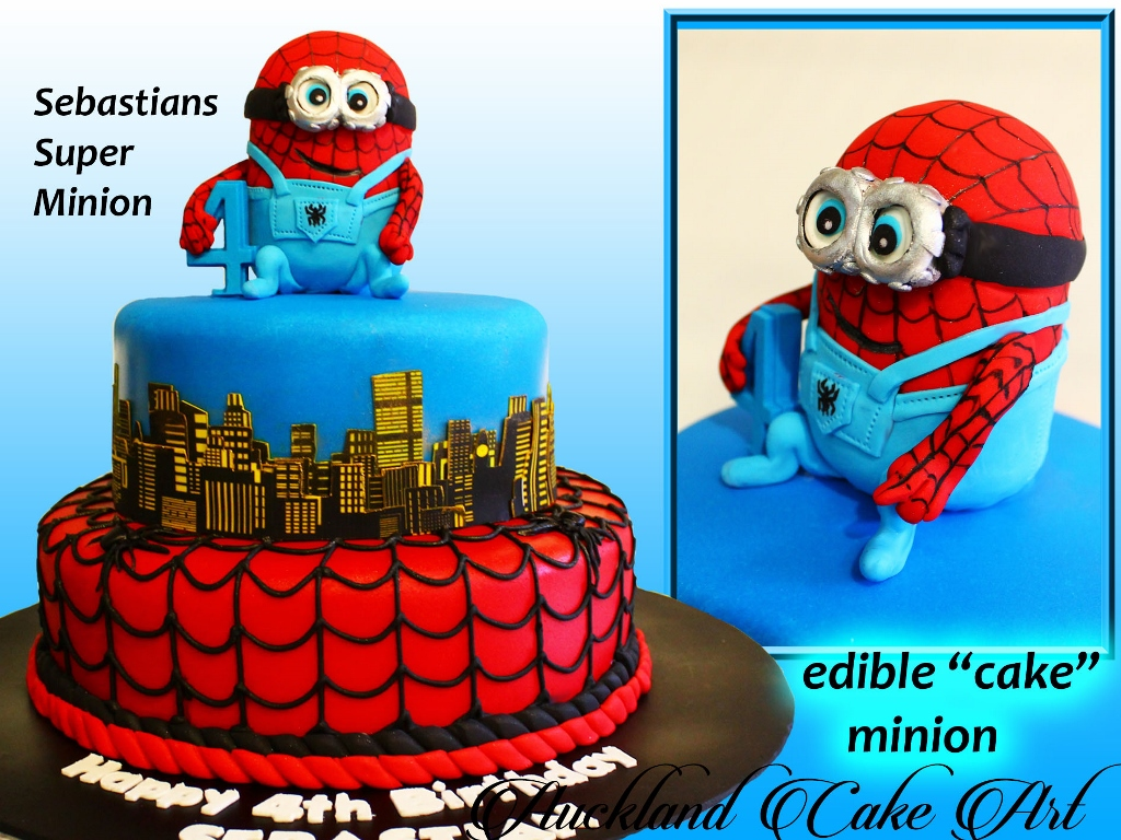 Birthday Cakes Infant Boys Age 1 3yrs Auckland Cake Art