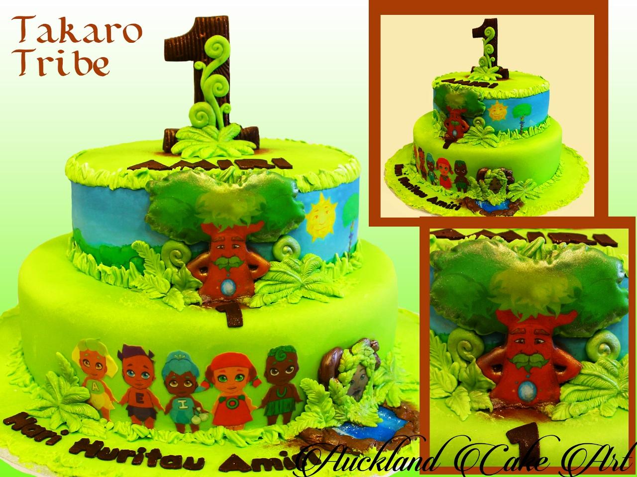 Birthday Cakes Baby Boys Age 1 2yrs Auckland Cake Art
