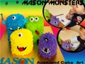 MASONS MONSTERS