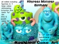 KHYREES MONSTERS