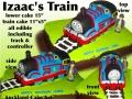 IZAACS TRAIN