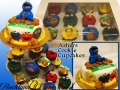 ASHERS COOKIE CUPCAKES