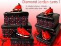 DIAMOND JORDAN TURNS 1