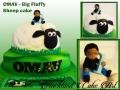 OMAV SHEEP CAKE