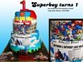 SUPERBOY TURNS 1