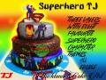 SUPERHERO TJ