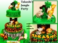 TAKASHI'S JUNGLE PARTY