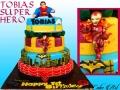 TOBIAS SUPER HERO