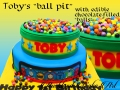 TOBYS BALL PIT