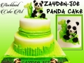 ZAYDEN JOE PANDA CAKE