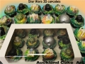 STAR WARS CUPCAKES 3D