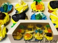 3D PIRATE CUPCAKES