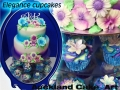 ELEGANCE CUPCAKES 3D WEDDING