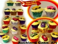 MINI CARS CUPCAKES 3D