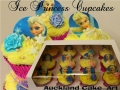 ICE PRINCESS CUPCAKES