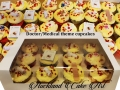 DOCTOR MEDICAL CUPCAKES