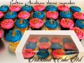 GOLDEN ARABIAN THEME CUPCAKES