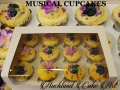 BARBARINAS MUSICAL CUPCAKES