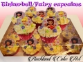 tinkerbell fairy cupcakes