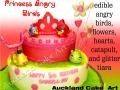 PRINCESS ANGRY BIRDS
