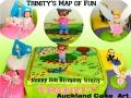 TRINITY'S MAP