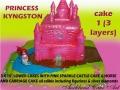 PRINCESS KYNGSTON CAKE 1