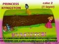 PRINCESS KYNGSTON CAKE 2