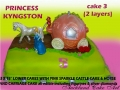 PRINCESS KYNGSTON CAKE 3