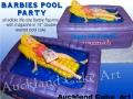 BARBIE POOL PARTY