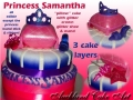 PRINCESS SAMANTHA