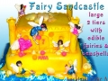 FAIRY SANDCASTLE