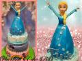 ELSA and PONY CAKE