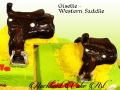 GISELLE WESTERN SADDLE